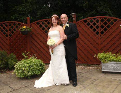 Wedding at the Holiday Inn Corby (Picture from MAD Photography)