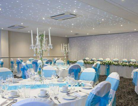Heart Suite Wedding